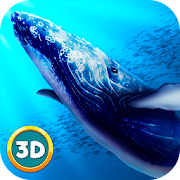 Blue Whale Simulator 3D