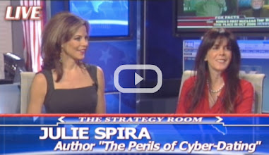 Photo: Julie Spira's appearance on FOX News in New York