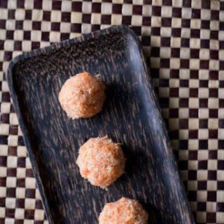 Guest Post From Paleo Flourish Magazine- Raw Carrot Cake Balls