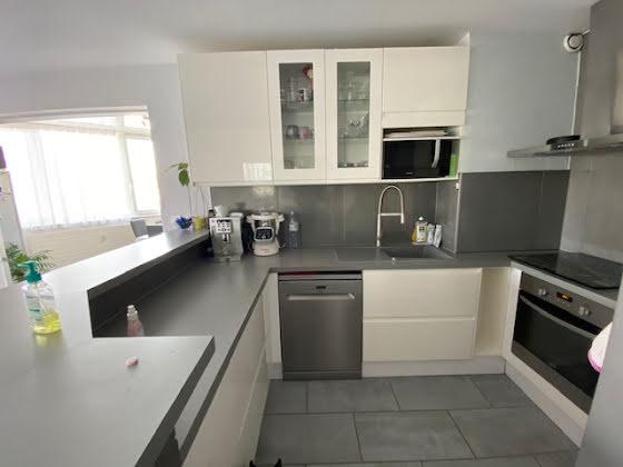 Vente appartement 3 pièces 72,78 m2