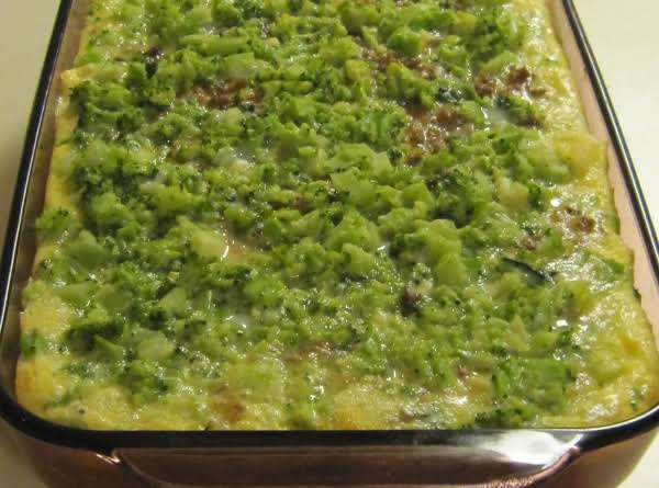 Broccoli Beef Squares Recipe