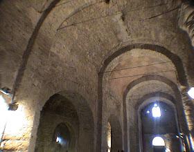 Photo: interior canònica Sta.Maria de Mur