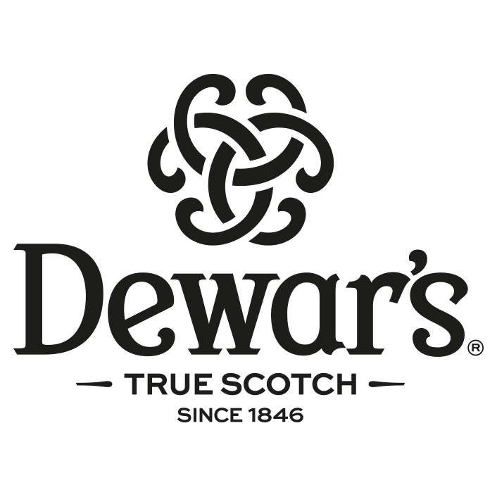 Logo for Dewar's White Label Scratched Cask