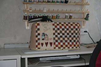 Photo: одёжка для моей швейной машинки