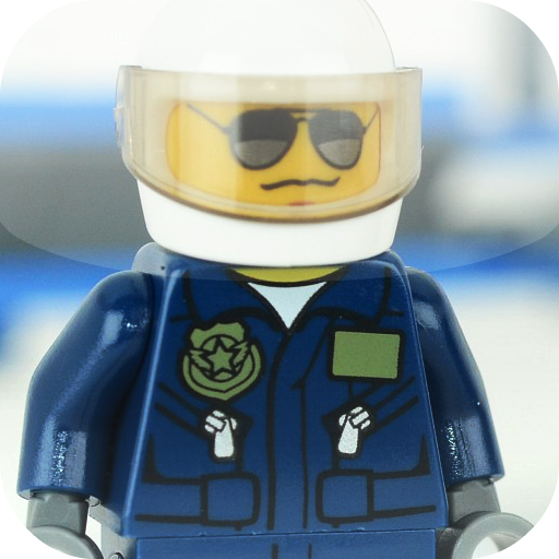 Minifigures Police