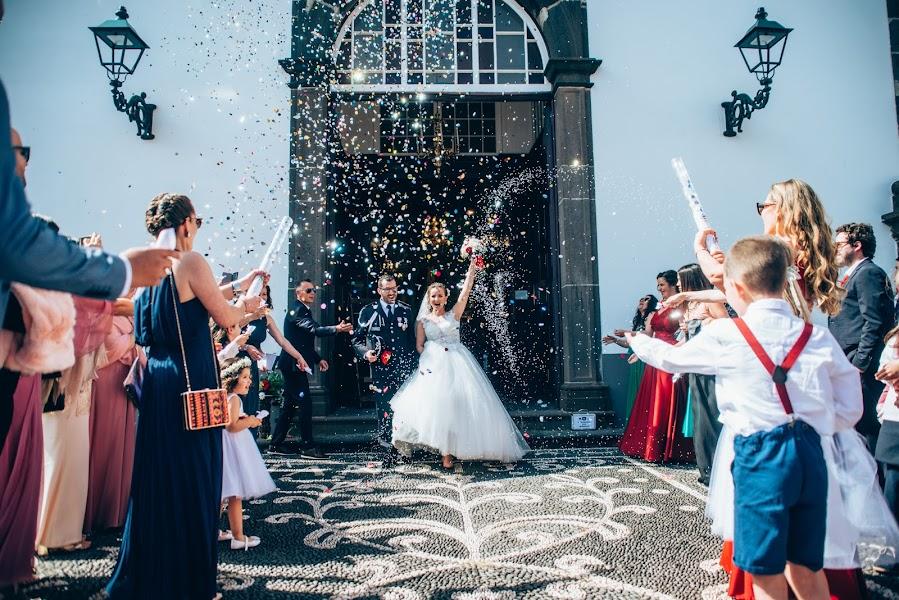 Bröllopsfotograf Lauro Santos (laurosantos). Foto av 17.04.2019
