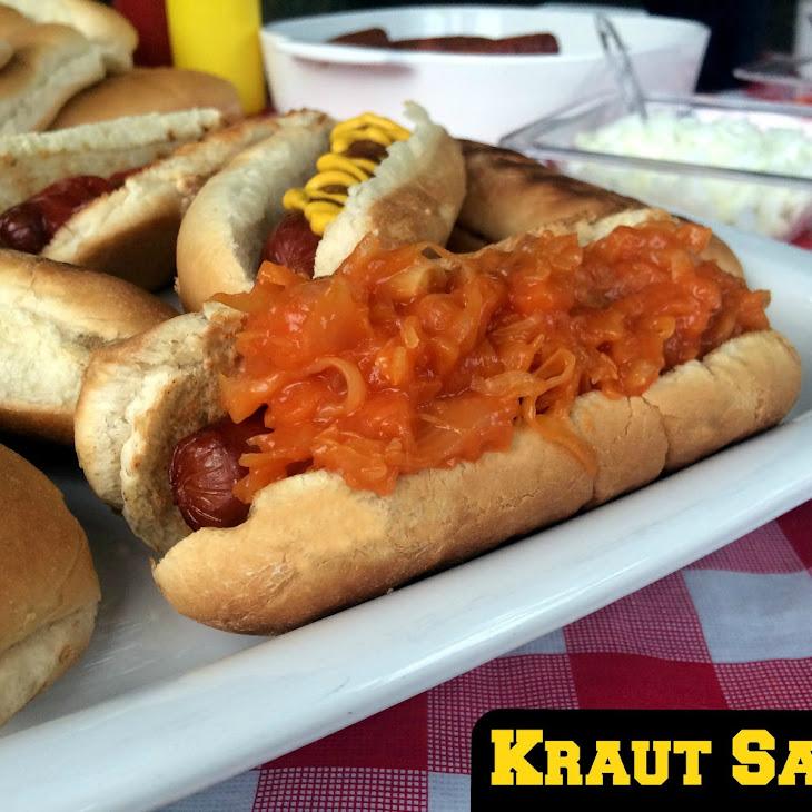 Kraut Sauce