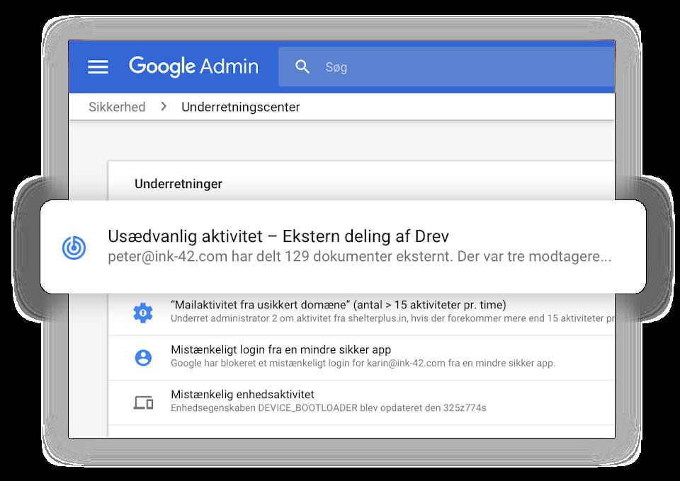 Gmail til virksomheder