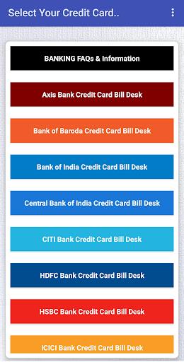 Credit Card Bill Pay Info By Shankar Prajapati Google