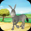 Talking Donkey icon