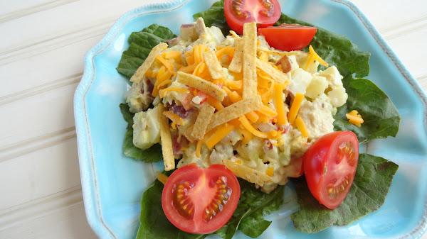 Tasty Tuna Tater Salad Recipe