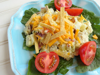 Tasty Tuna Tater Salad Recipe