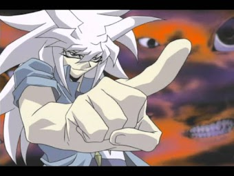 The Dark Spirit Revealed: Yugi Vs. Bakura, Part 2