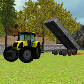 Tractor 3D: Potato Transport