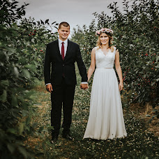 Wedding photographer Tomasz Schab (tomaszschab). Photo of 14.09.2017