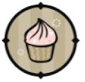 幸運のカップケーキ