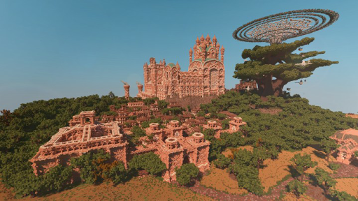building Minecraft ideas house