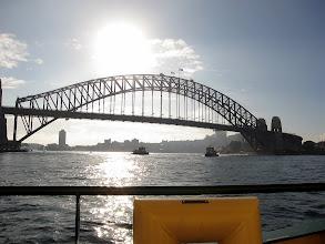 Photo: Sydney Harbor Bridge