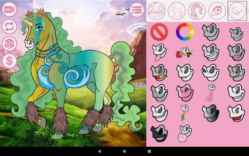 Avatar Maker: Horses screenshot 16