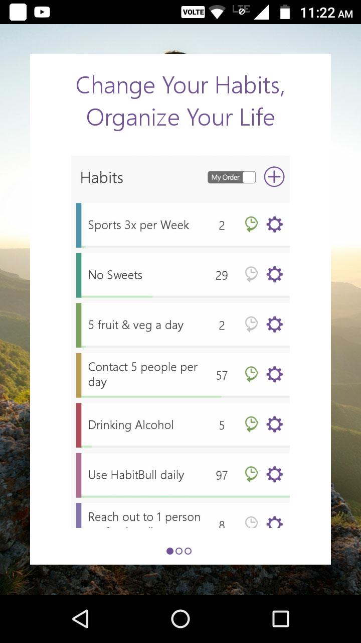 Habit Tracker Screenshot 15