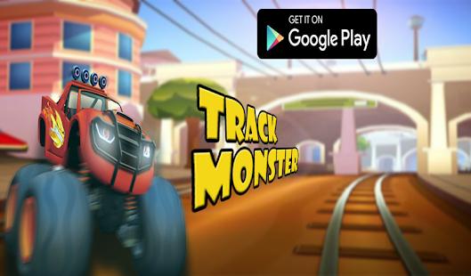 Blaze Racing Game : Track Monster - náhled