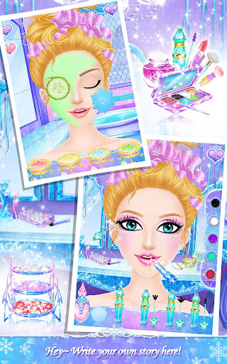 Princess Salon: Frozen Party 1.3 screenshots 8