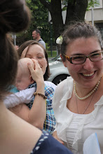 Photo: koleżanka już będzie pamiętała, żeby tak nie krzyczeć przy dzieciach ;)
