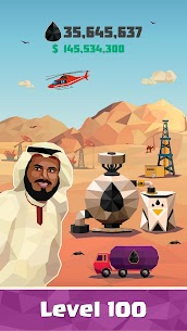 Idle Oil Tycoon: Gas Factory Simulator Mod Apk Download For Android 3