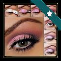Eye Shadow Step by Step icon