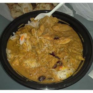 India Chicken Curry