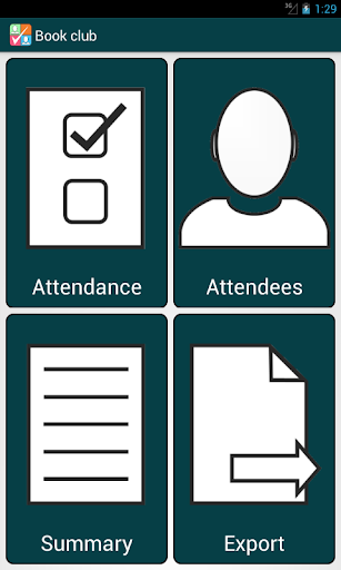 attendance taking application