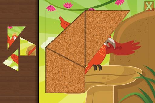 Animal Jigsaw Puzzle Toddlers 3.5 screenshots 5