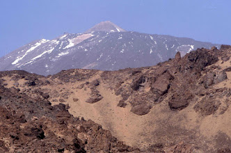 Photo: El Teide al fondo