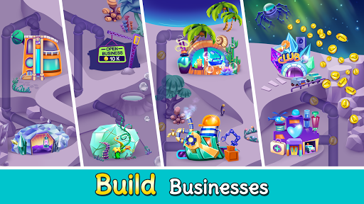 Code Triche Idle Planet Tycoon: Idle Space Incremental Clicker APK MOD screenshots 2