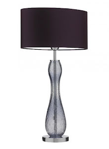 Heathfield & Co Fado Bordslampa Smoke - lavanille.com