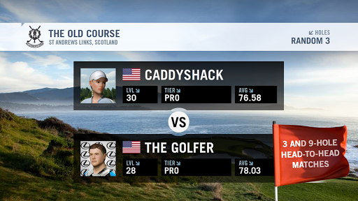 WGT Golf Game by Topgolf screenshot 5
