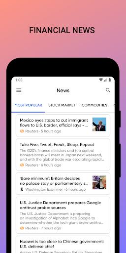 Stoxy PRO - Stocks, Markets & Financial News screenshot 7