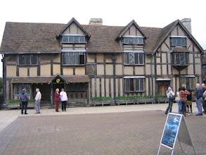 Photo: Stratford-upon-Avon