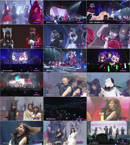 (TV-Music)(480p) 乃木坂46×日テレHALLOWEEN LIVE 171028