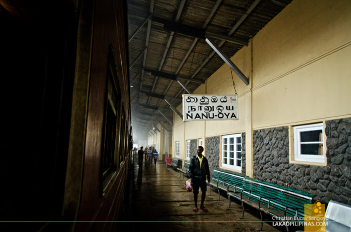 Ella to Colombo Train Nanu-Oya