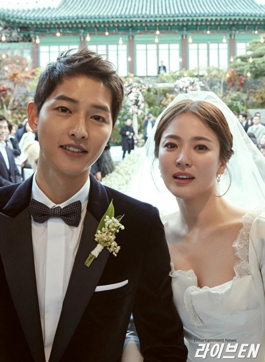 song hye kyo wedding
