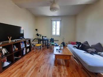Appartement 2 pièces 33,56 m2