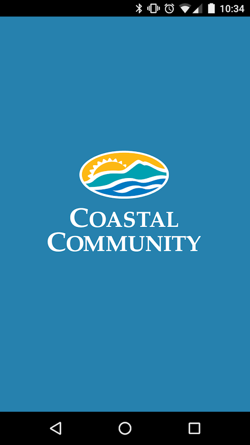 Coastal Community Credit Union- screenshot