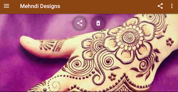 Mehndi Hairstyles Review : Mehndi designs offline android apps on google play