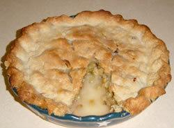 Fresh Gooseberry Pie Recipe