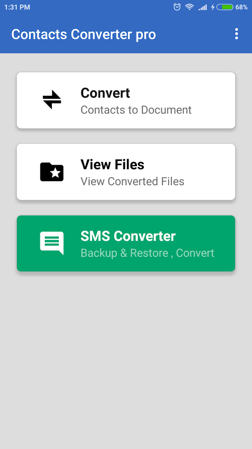 Contacts to Text Pro- screenshot