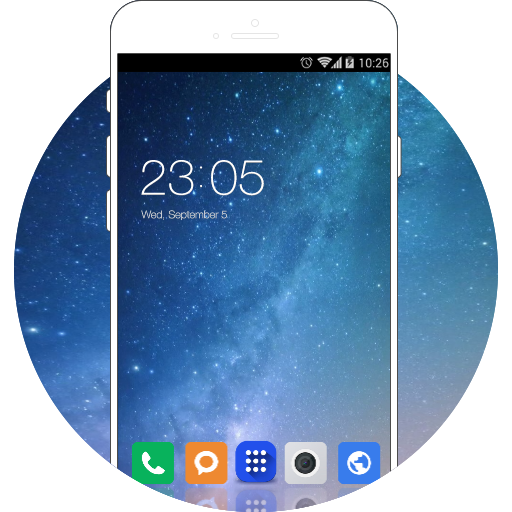 Theme For Mi Max 2 HD Android APK Download Free By Good Games Team