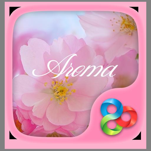 Aroma GO Launcher Theme