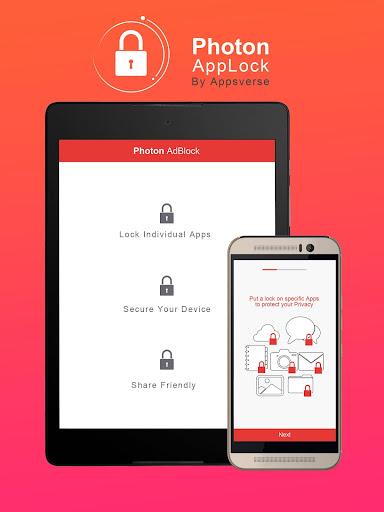 Photon AppLock 1.3 screenshots 9