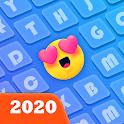 Emoji Keyboard: Themes, GIFs, Stickers, Fonts icon